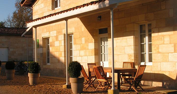 Location gite gironde (33) | chateau malfard