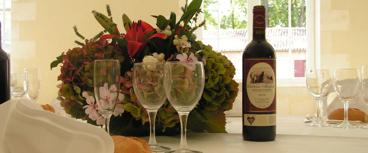 chateau malfard vente de vins de bordeaux